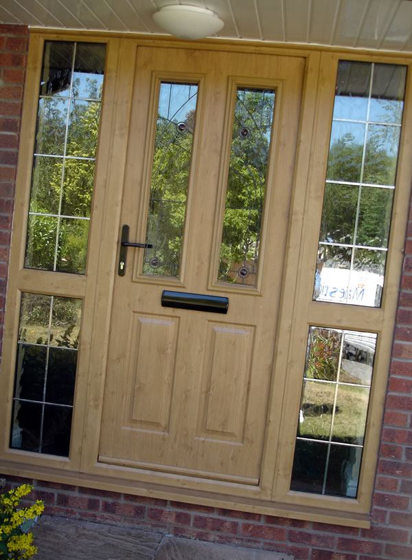 Composite doors manufacturer somerset majestic for Composite windows