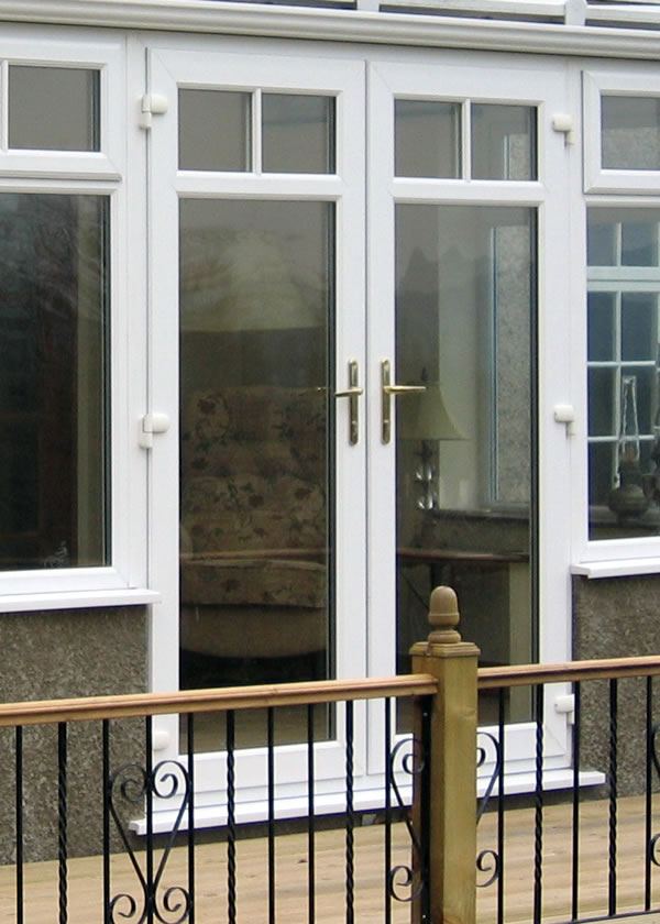 French Doors Pvcu Manufacturer Somerset Majestic