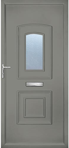 Pvcu Entrance Doors Somerset Majestic Window Designs
