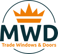 The Majestic Window Designs logo